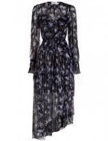Zimmermann Stranded Tier Long Dress