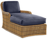 Lane Venture Rafter Chaise, Navy