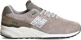 New Balance 999 suede and mesh trainers
