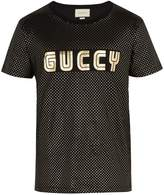 Gucci Star-print cotton-jersey T-shirt