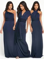 TFNC Felpa Multiway Fishtail Maxi Dress