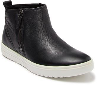 Ecco Fara Ankle Zip Sneaker