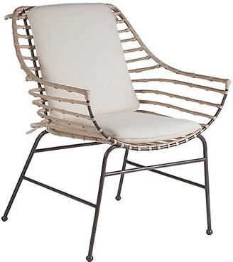 Artistica Raconteur Accent Chair - Vanilla Linen
