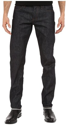 The Unbranded Brand Skinny in Indigo Selvedge (Indigo Selvedge) Men's Jeans
