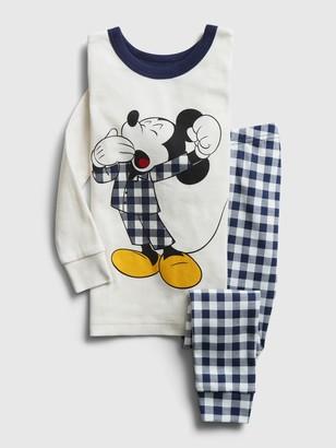 Disney babyGap   Mickey Mouse PJ Set
