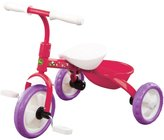 John Deere Steel Tricycle, Pink
