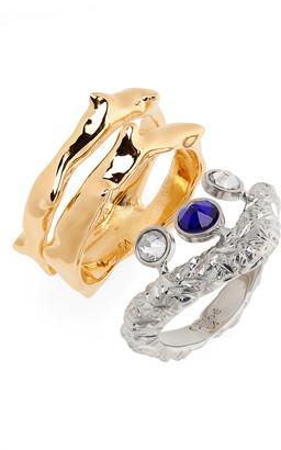 Chloé Daria Set of 2 Rings