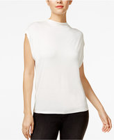 GUESS Cap-Sleeve Top