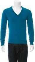 Dolce & Gabbana V-Neck Cashmere Sweater