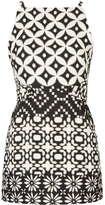 Petite daisy shift dress