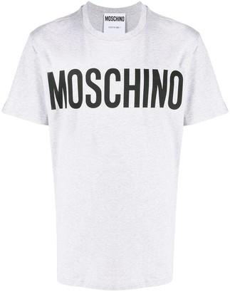 Moschino logo print short-sleeve T-shirt