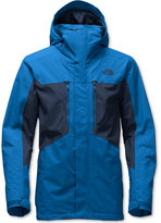 The North Face Men's Clement 3-in-1 Ski Jacket System