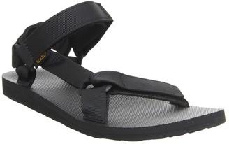Teva Original Universal Urban Sandals Black