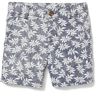 Janie and Jack x Rachel Zoe Poplin Shorts (Little Kids/Big Kids) (Multi 1) Boy's Shorts