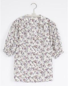 XiRENA The Eden Shirt In White Hot - XS