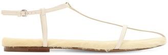 Jil Sander 10mm Leather Sandals