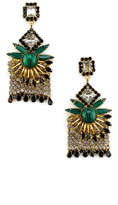 Elizabeth Cole Genevieve Earrings