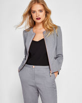 Ted Baker Cropped bow detail jacket