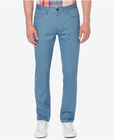 Perry Ellis Men's Bedford Slim-Fit Stretch Corded Chinos, a Macy's Exclusive Style