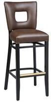"Regal Beechwood Square Open Back Bar & Counter Stool Seat Height: Counter Stool (26"" Seat Height)"