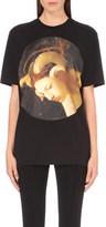 Givenchy Fauno-print cotton-jersey t-shirt