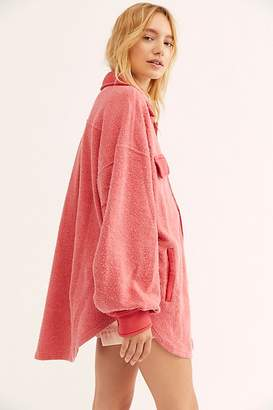 Free People Ruby Jacket by Free People, Red, L