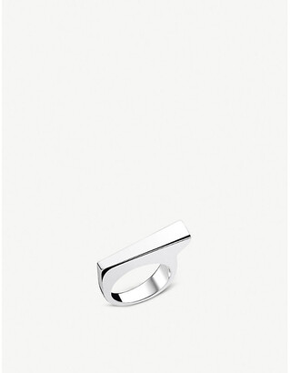 Thomas Sabo Heritage Bar sterling silver classic ring