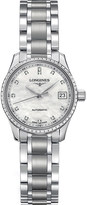 Longines L2.128.0.87.6 Master diamond watch