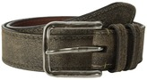 Torino Leather Co. 40mm Sanded Harness Leather w/ Old Nickel Buckle