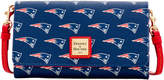 Dooney & Bourke NFL Patriots Daphne Crossbody Wallet