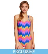 TYR Women's Radio Turbulence Cutoutfit One Piece Swimsuit 8152289