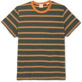 Levi's Vintage Clothing - 1960s Striped Cotton-jersey T-shirt