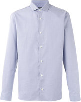 Z Zegna checked shirt - men - Cotton - 39