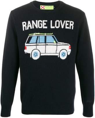 MC2 Saint Barth Range Lover knitted jumper