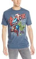 Marvel Men's Avengers Jump T-Shirt