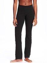 Old Navy High-Rise Semi-Fitted Wide-Leg Yoga Pants for Women