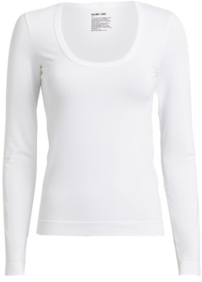 Helmut Lang Seamless Long Sleeve T-Shirt