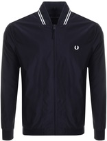 Fred Perry Twin Tipped Bomber Jacket Navy