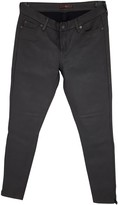 7 For All Mankind Grey Trousers for Women