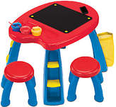 Crayola Creativity Play Station with Table, Sto