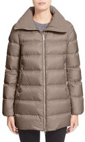 Moncler Women's 'Torcyn' Nylon Down Puffer Coat