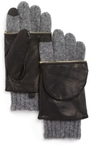 Echo Leather Glitten Tech Gloves - 100% Exclusive
