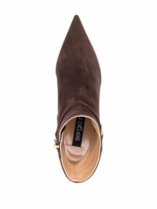 Sergio Rossi sr Mini Prince high-heel boots