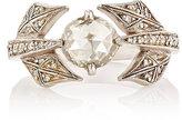 Cathy Waterman Women's Leaf & Vine Ring