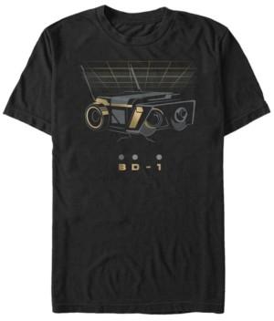 Star Wars Men's Jedi Fallen Order Bd-1 T-shirt