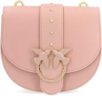 Pinko round Love Simply Bag