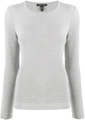 Eileen Fisher Slim-Fit Knitted Jumper
