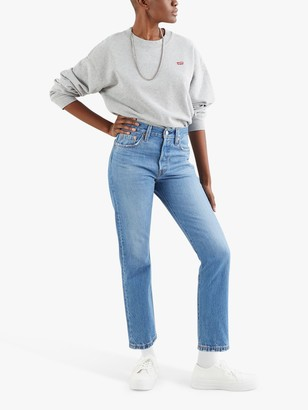 Levi's 501 Cropped Jeans, Athens Day to Day
