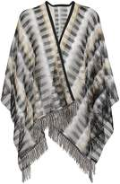 Missoni Striped Cape