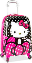 """Heys Hello Kitty 20"""" Spinner Suitcase"""